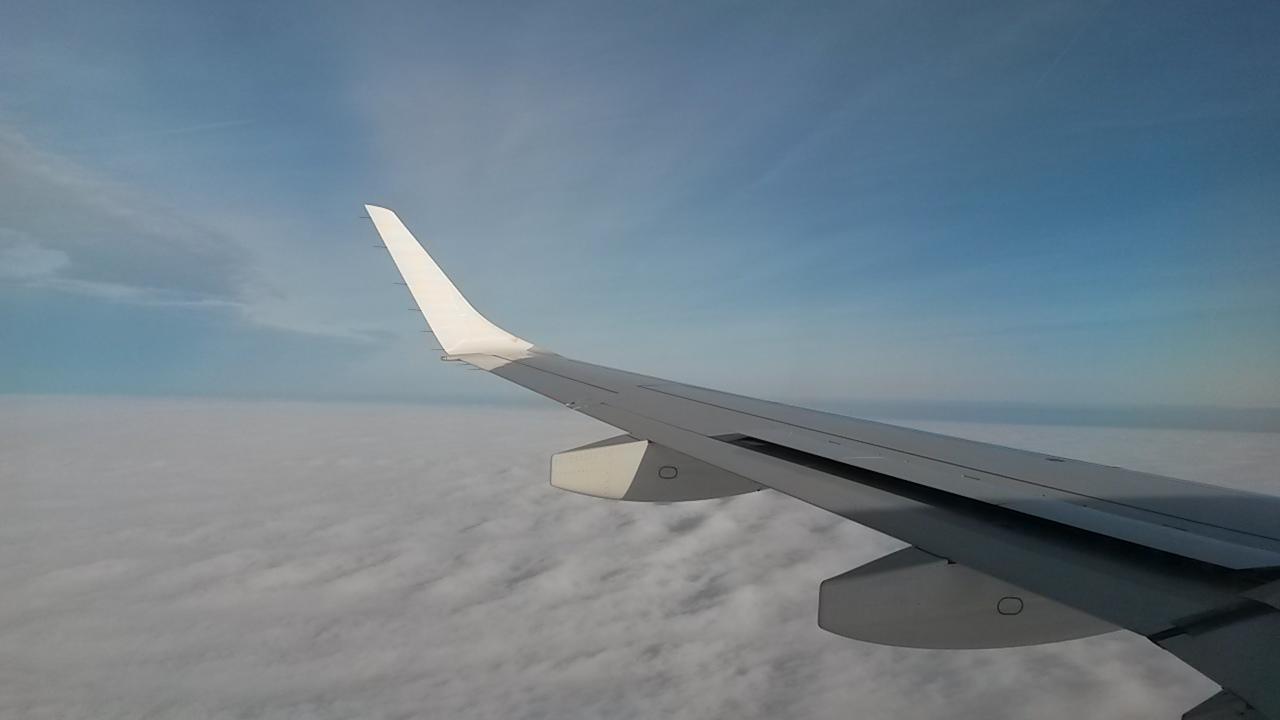 bremen hansestadt silvester city trip städtereise flug wolken sonne himmel