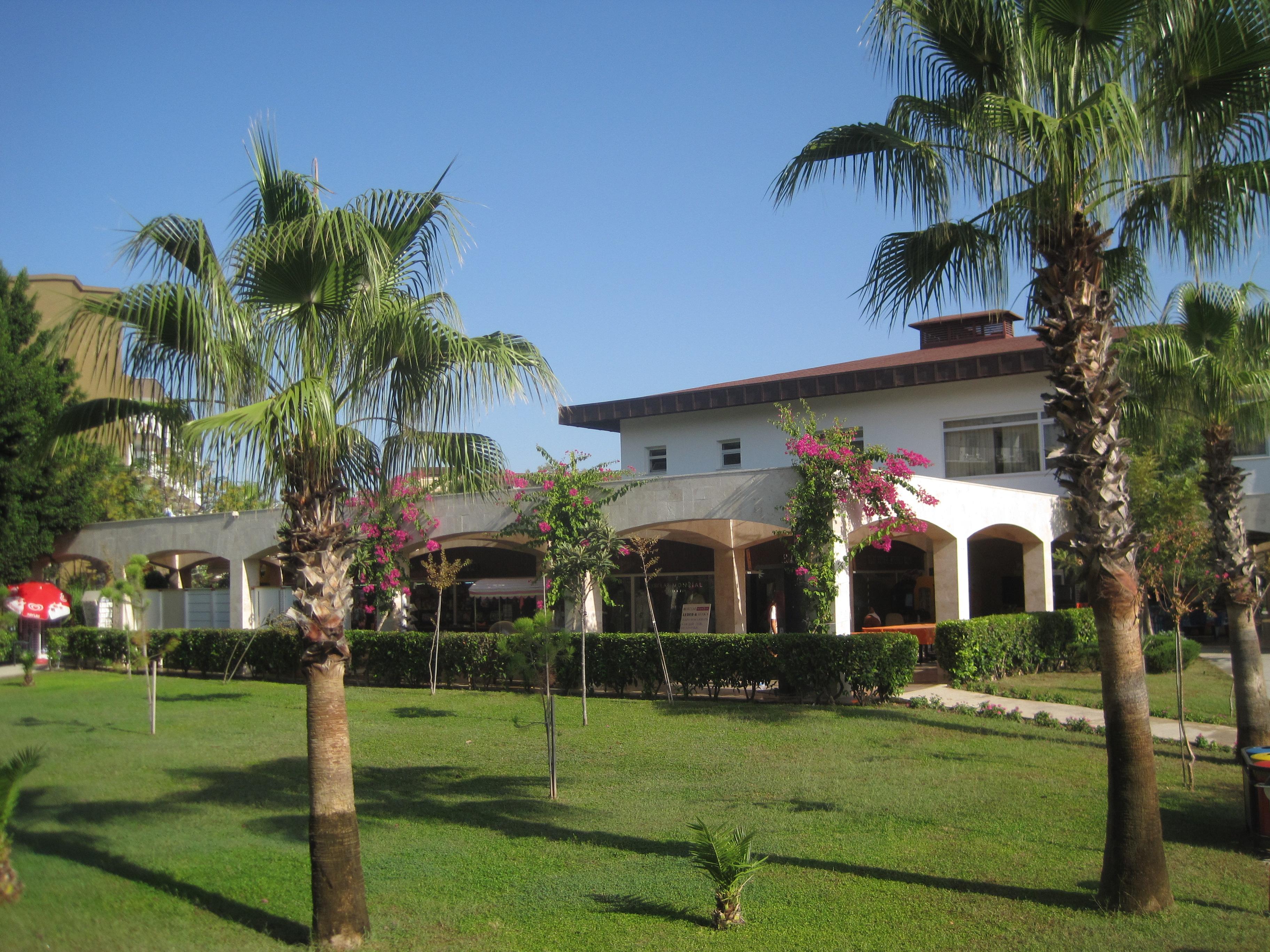 side antalya türkei hotel