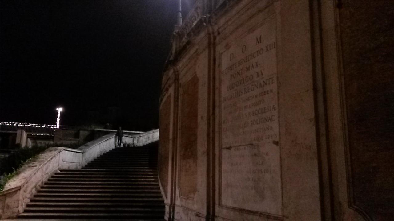 Rom Italien Spanische Treppe