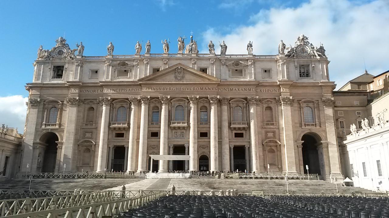 Rom Italien Dom St. Peter