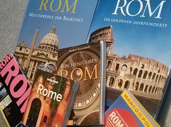 Rom Vatikan Reiseführer Reisebegleiter