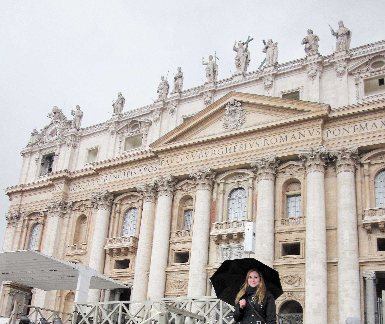 jean above the clouds rom vatikan basilica di san pietro sankt petersdom saint peter italien italy italia