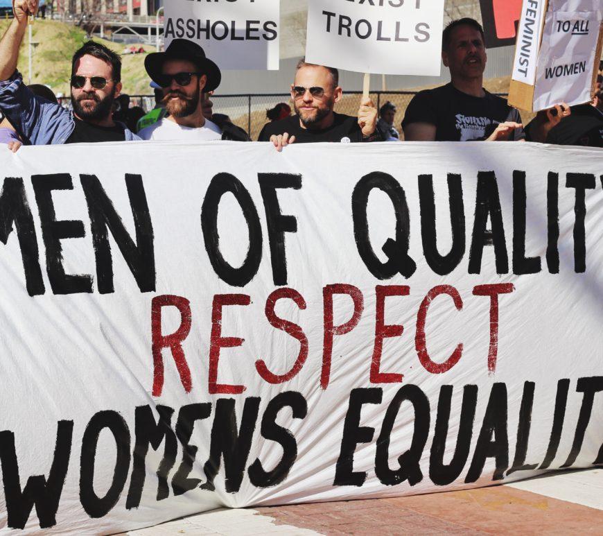 women's march feminism equality washington stocksnap