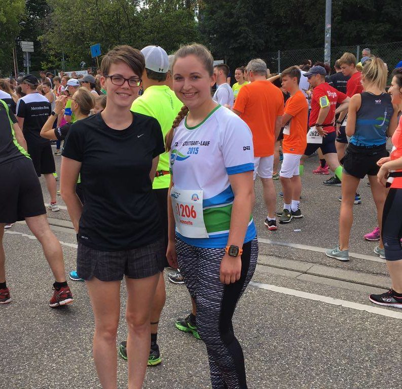 StuttgartLauf Finisher Lauf Event Stuttgart jean above the clouds heyjennypenny