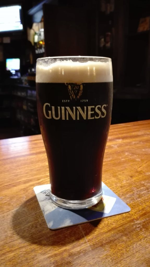 Guinness Dundalk Ireland Irland jean above the clouds diyrona